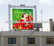 P12 3 in one outdoor led display professional manufacture