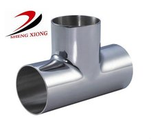 carbon steel galvanized equal pipe fitting tee