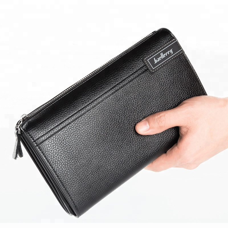 2018 Baellerry New Fashion PU Leather Men <strong>Wallet</strong> Wholesale