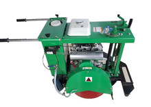LS-1200 high efficiency straight and circle road cutting machine