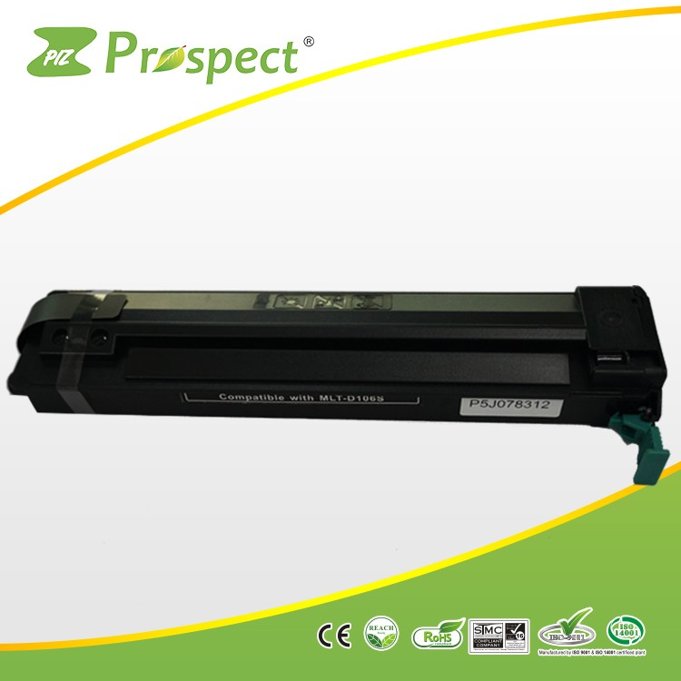 MLT-D106S for Samsung cartridges factory price toner cartridge