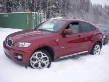 2008 BMW X6 xDrive35i used car