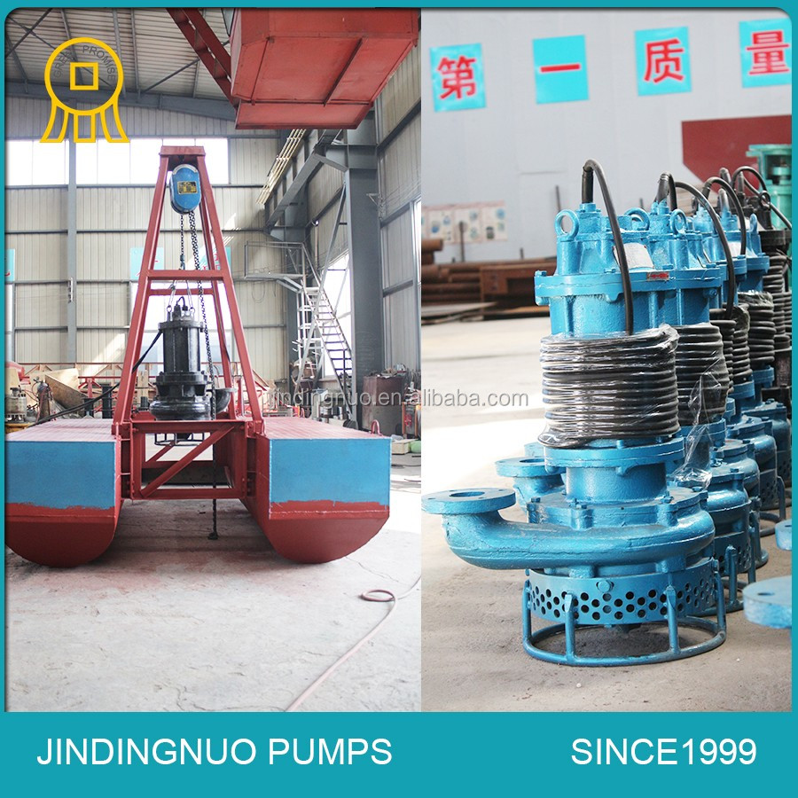 wear-resistant electric sand dredging pump for sea dredger