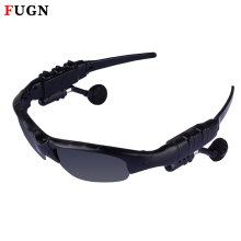 New earphones with bluetooth customized polarized Smart sunglasses manufacturer for everybody