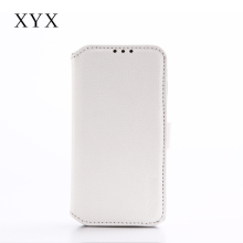 Color series with standing function and high quality leather cover case for Meizu Meilan 3S