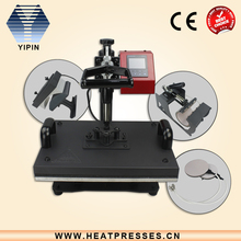 User Friendly 8 in 1 heat press printing machine ech-800 for Sale