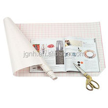 Printed Self adhesive plastic book cover in sheet or roll