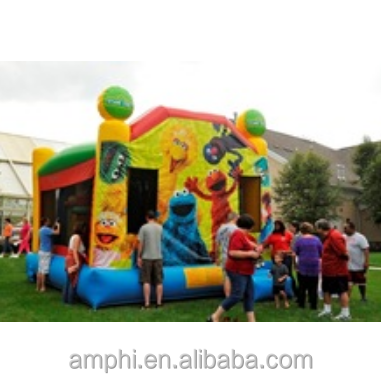 sesame street 5 in 1 combo/ Large combi for events