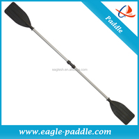 Inflatable boat plastic paddle