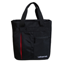 Wholesale black bag for computer with handles