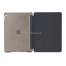 Magnetic Auto Wake & Sleep Function PU Leather Case for iPad Pro 9.7