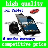 Universal Tablet Car Windshield Mount Holder For Samsung For Ipad and other tablet GPS DVD