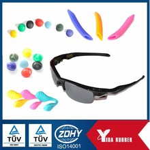 OEM Manufacture Rubber Nose Pads, Glasses Silicone Rubber Nose Pads,Silicone Rubber