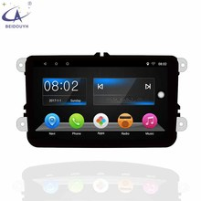 Touch Screen Android6.0 Car Auto GPS Navigation For VW Universal Car Wifi Radio With Bluetooth