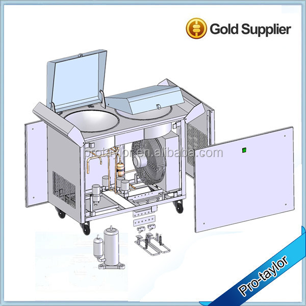Pro taylor ice cream machine for making roll ice cream view pro pro taylor ice cream machine for making roll ice cream ccuart Gallery