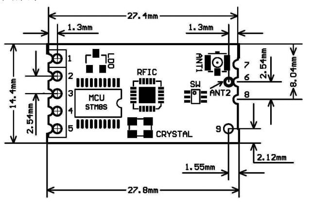 hc12 si4463 module