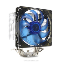 Retail Cheap Price Computer Case 4 Pin CPU Cooler Fan