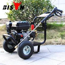 BISON CHINA BS200A Manual Start 200 Bar Jet Power Gasoline Engine High Pressure Washer Cleaner