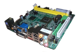nVIDIA MCP79 ion platform ITX mb , support ATOM N270 230 330,for HTPC NAS BT & STB