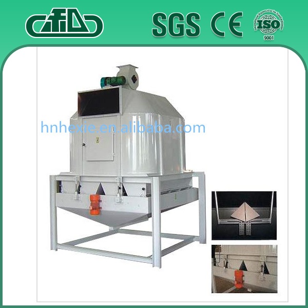Improved Poultry Feed Pellet Cooler Equipments/Feed Pellet Conditioning Machine