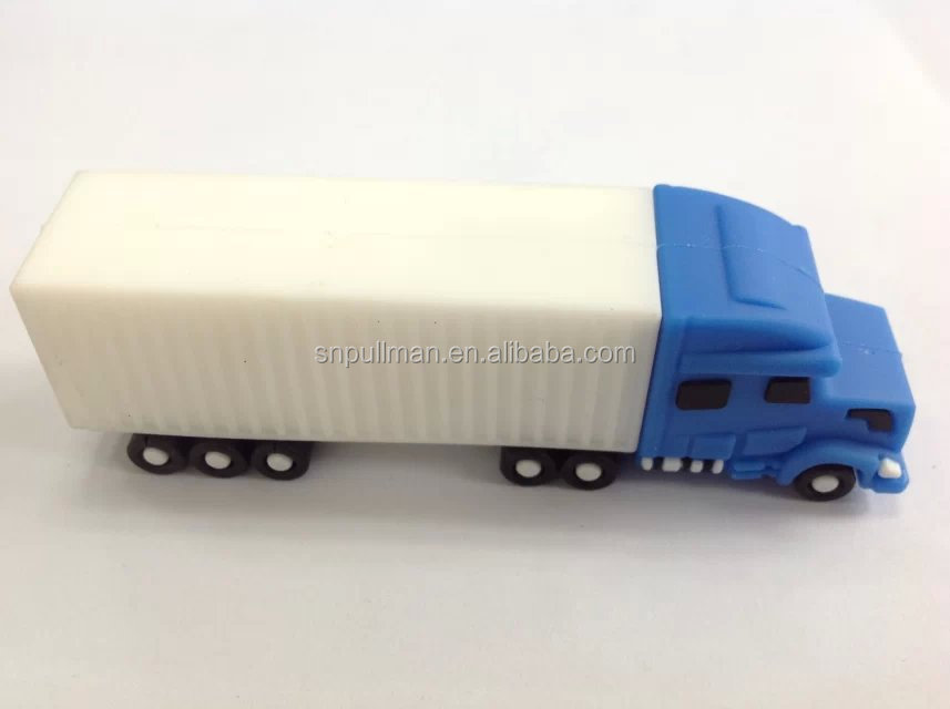 Good quality Custom truck shape usb flash drive