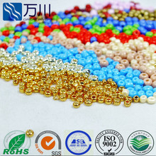 8/0 Multi-color Solid Crystal Beads for Jewelry and Hand Craft