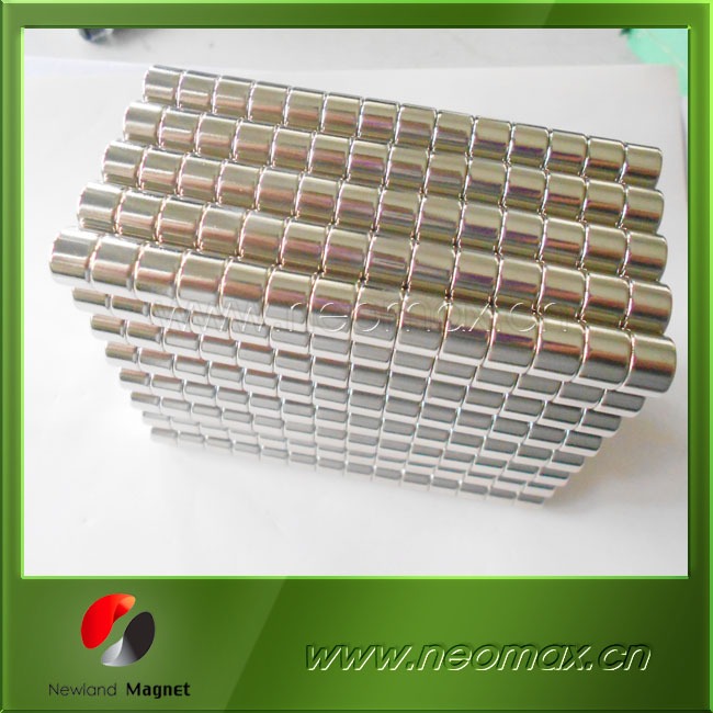 small disc/block/cylinder/ring neodymium magnet with nickel plating
