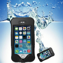 Wholesale price Newest design waterproof bag mobile phone case for Apple iPhone 5 5s Se