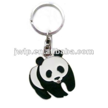 Animal shape keychain