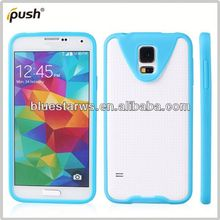 fashion cell phone case frame tpu for samsung s5 wholesale case for samsung galaxy s5