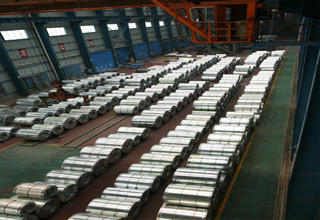Hot-Dip Galvanized Steel Sheet-Coil