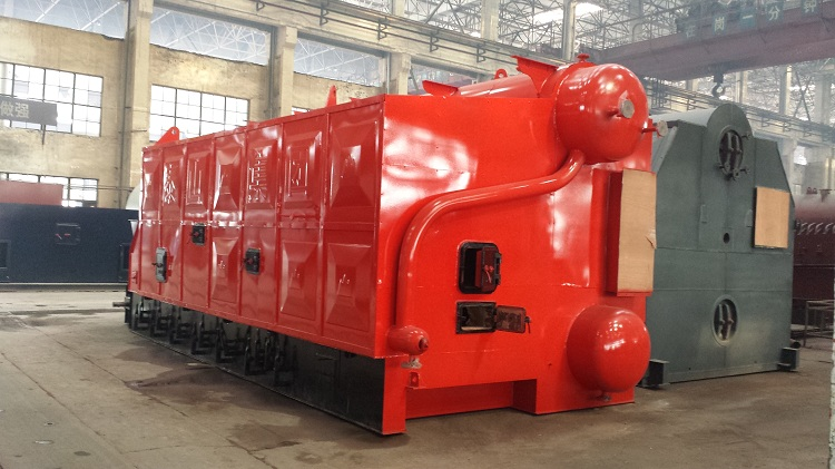 mytest2 SZL Coal Fired Steam Boiler