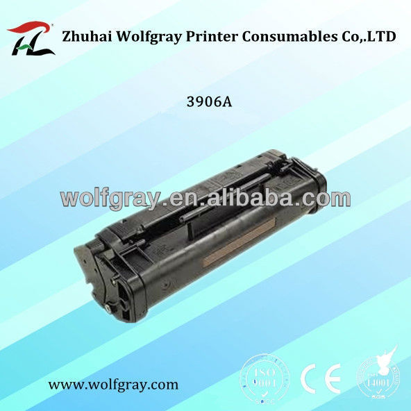 Compatible laser toner cartridge for HP 3906A