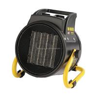 1500W portable Ceramic fan forced air heater