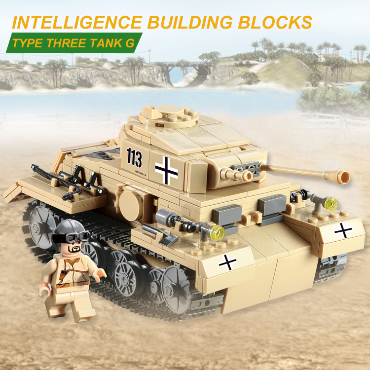 Best Selling Mini Plastic Tank Toy