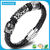 China Suppliers Spanish Leather Bracelets