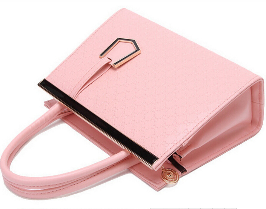 2015 Women Bag Ladies Women Messenger Bags Mulher Leather Handbags Mujer Bolsa Feminina Bolsas Clutch Lnclined Shoulder Bag H005