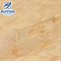 Sunnda beige sand look flooring tile, glazed porcelain tile manufacturer
