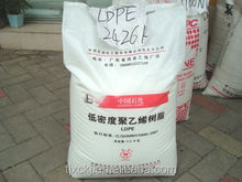 Virgin LDPE 2426H in LDPE Granules Low Density Polyethylene price