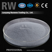 High quality densified foam concrete used micro silicon powder admixture