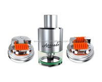Easiest to build with genesis structure GeekVape Avocado RTA Tank - 3.0ml