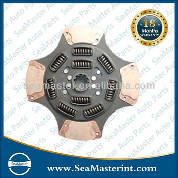 Clutch Plate and Disc for Mack CD128362 /128363 387*10*51