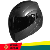 High grade european motorcycle helmet with double visor