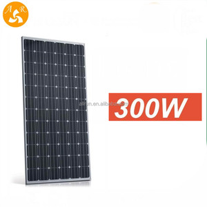 Hot sale !! Promotion price high efficiency quality assured poly mono pv solar panel 300w