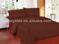 100%polyester flat sheet set cheap
