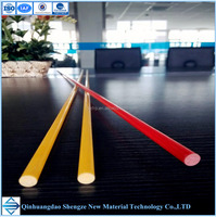 flexible tapered fiberglass rods for riding crop whips,FRP tapered rod,fiberglass crop whips