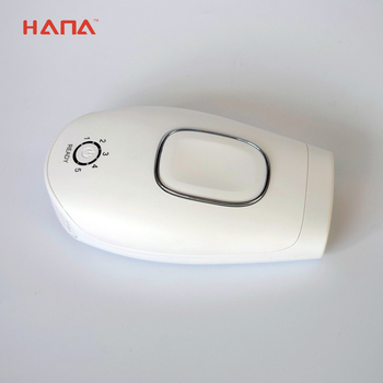 HANA Simple and safe protect mechanism laser hair removal