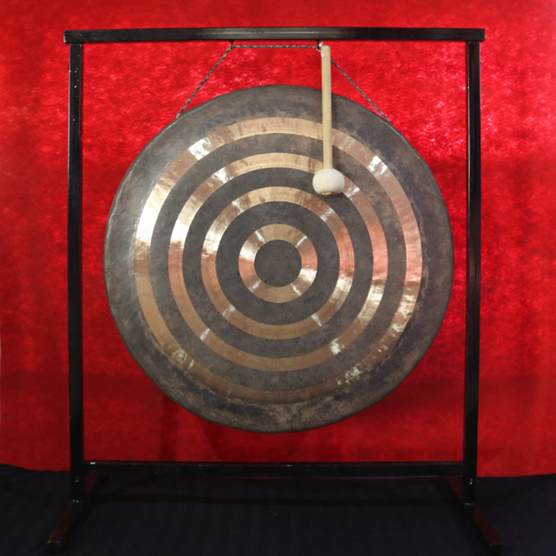 Chinese gong percussion instruments