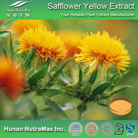 100% Natural Safflower Yellow Pigment, Safflower Yellow Color, Safflower Extract