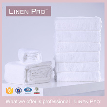 LinenPro Eliya in Stock 100% Egyptian Cotton White Hotel Towels - Hand Towel, Bath Towel & Bath Sheet